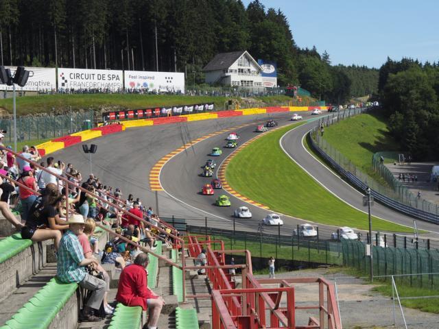 25 Stunden Rennen Spa Francorchamps 2016
